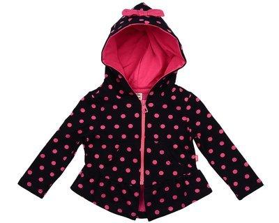 Джемпер (куртка) (98-116см) UD 4963(2)горох