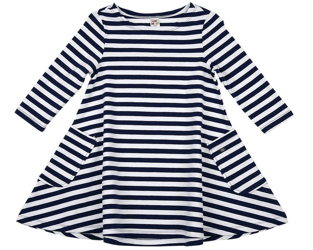 Платье (98-122см) UD 4982(1)полоса UD 4982(1)полоса