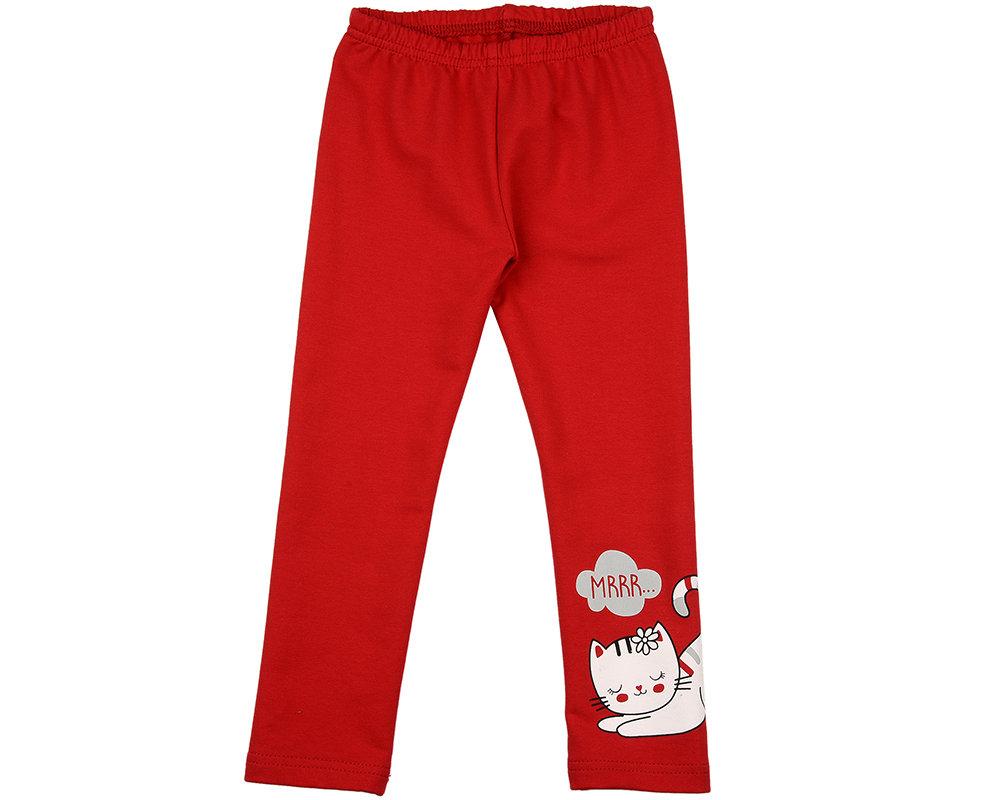 Бриджи (лосины) (98-122см) UD 4976(2)красный UD 4976(2)красный