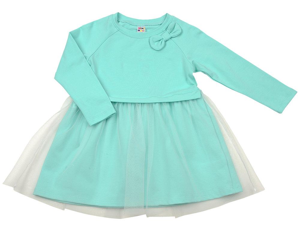 Платье (92-116см) UD 2711(1)бирюза UD 2711(1)бирюза