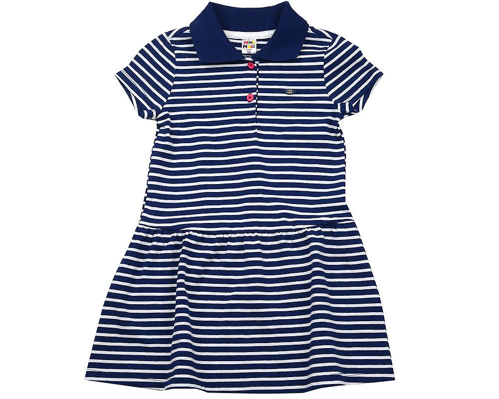 Платье (98-122см) UD 2950 полоса