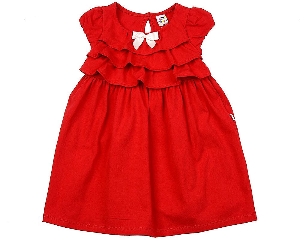 Платье (92-116см) UD 1702 красный UD 1702 красный