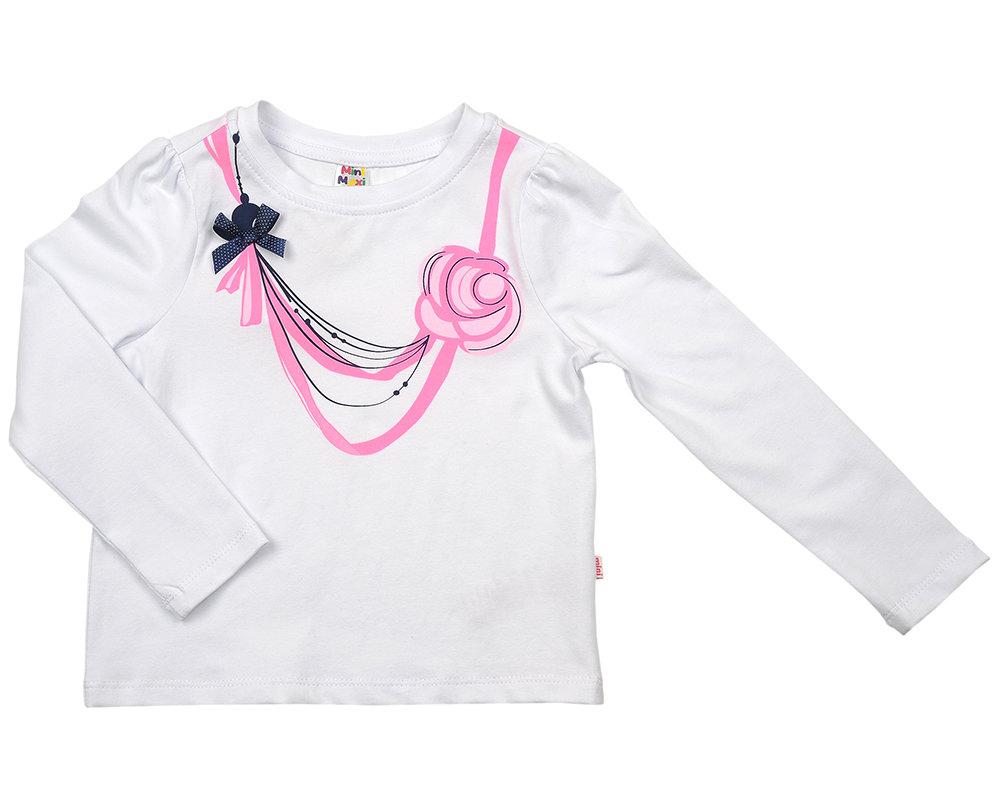 Блузка (92-116см) UD 3598 белый UD 3598 белый