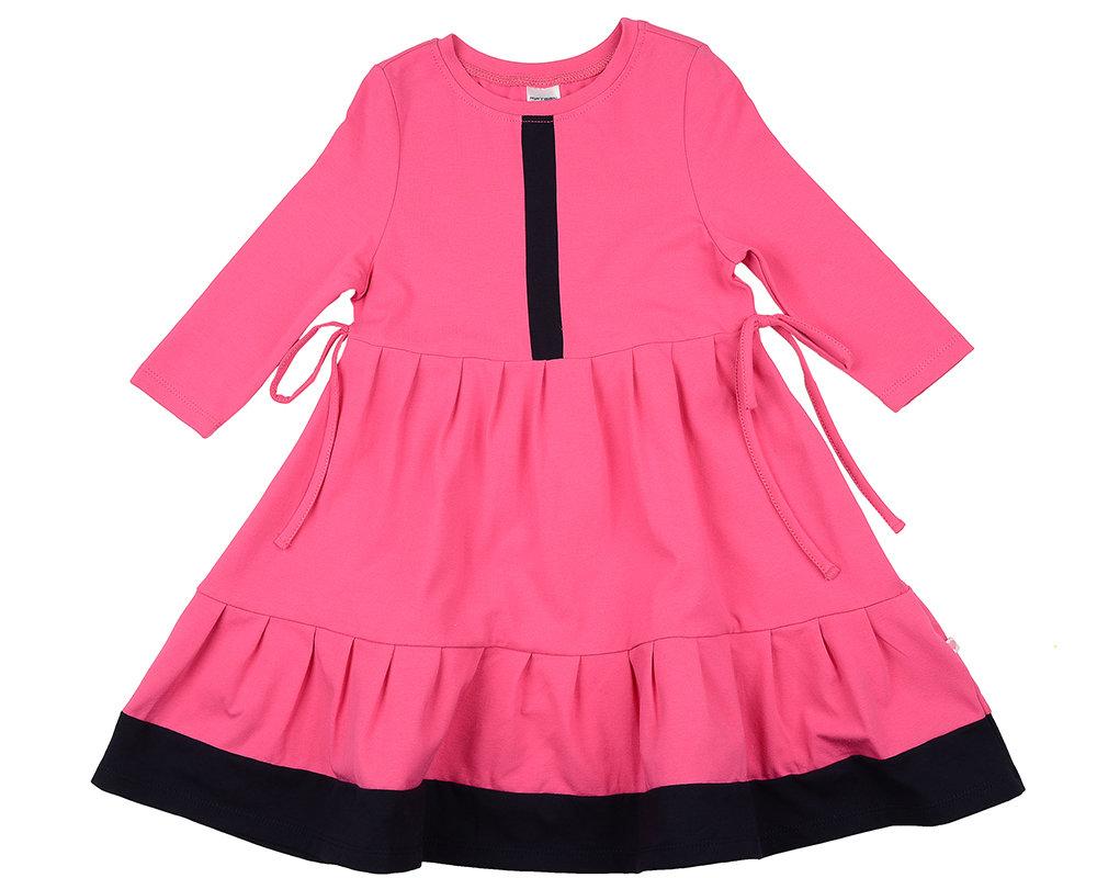 Платье (122-146см) UD 6099(1)мал/син UD 6099(1)мал/син