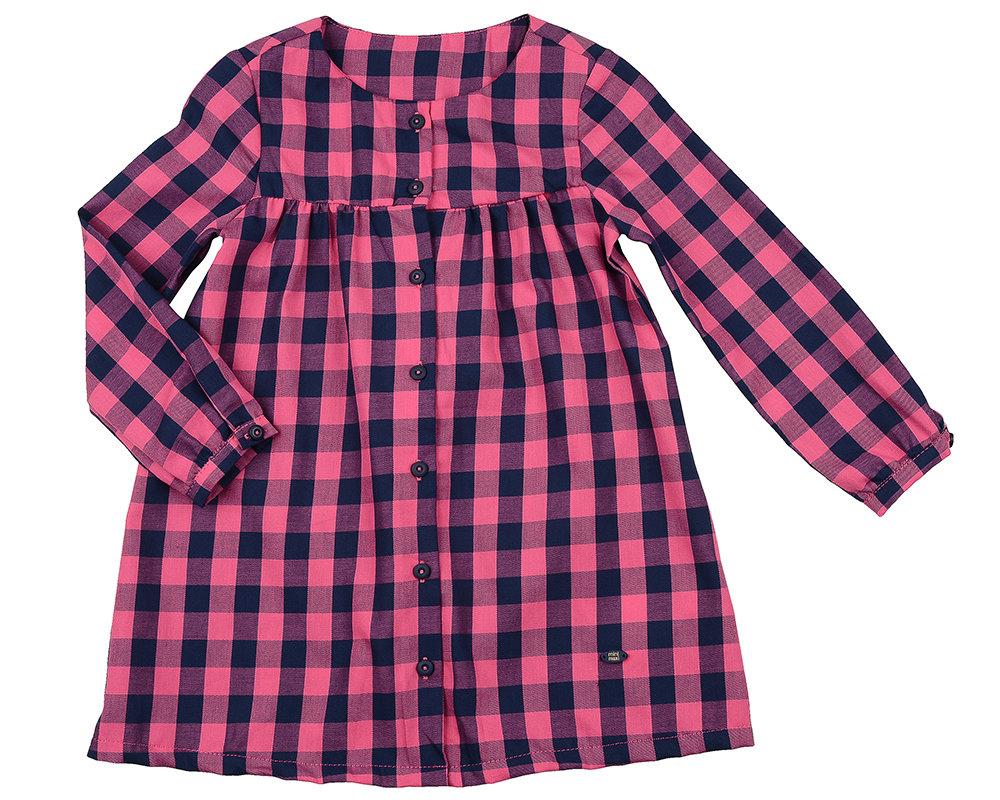 Платье (98-122см) UD 4857(2)мал-син кл UD 4857(2)мал-син кл