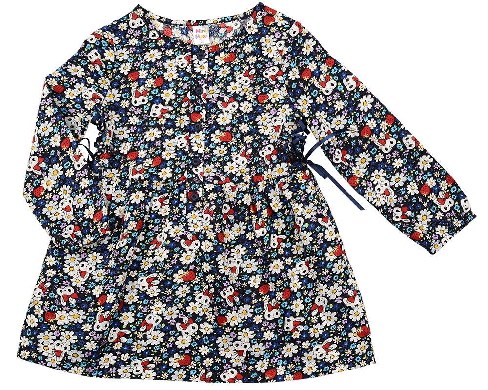 Платье (92-116см) UD 2329(3)зайцы UD 2329(3)зайцы