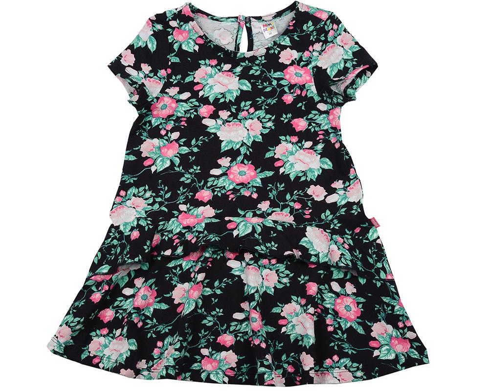 Платье (98-116см) UD 6155(1)розы UD 6155(1)розы