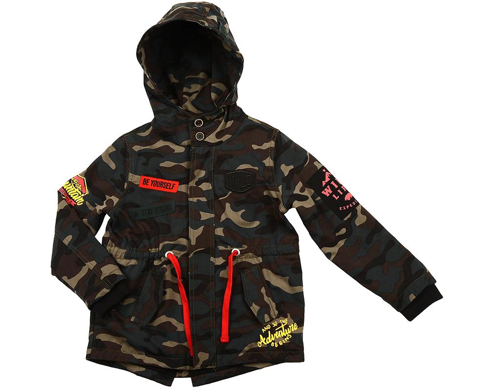 Куртка (98-122см) UD 4846(2)камуфл UD 4846(2)камуфл