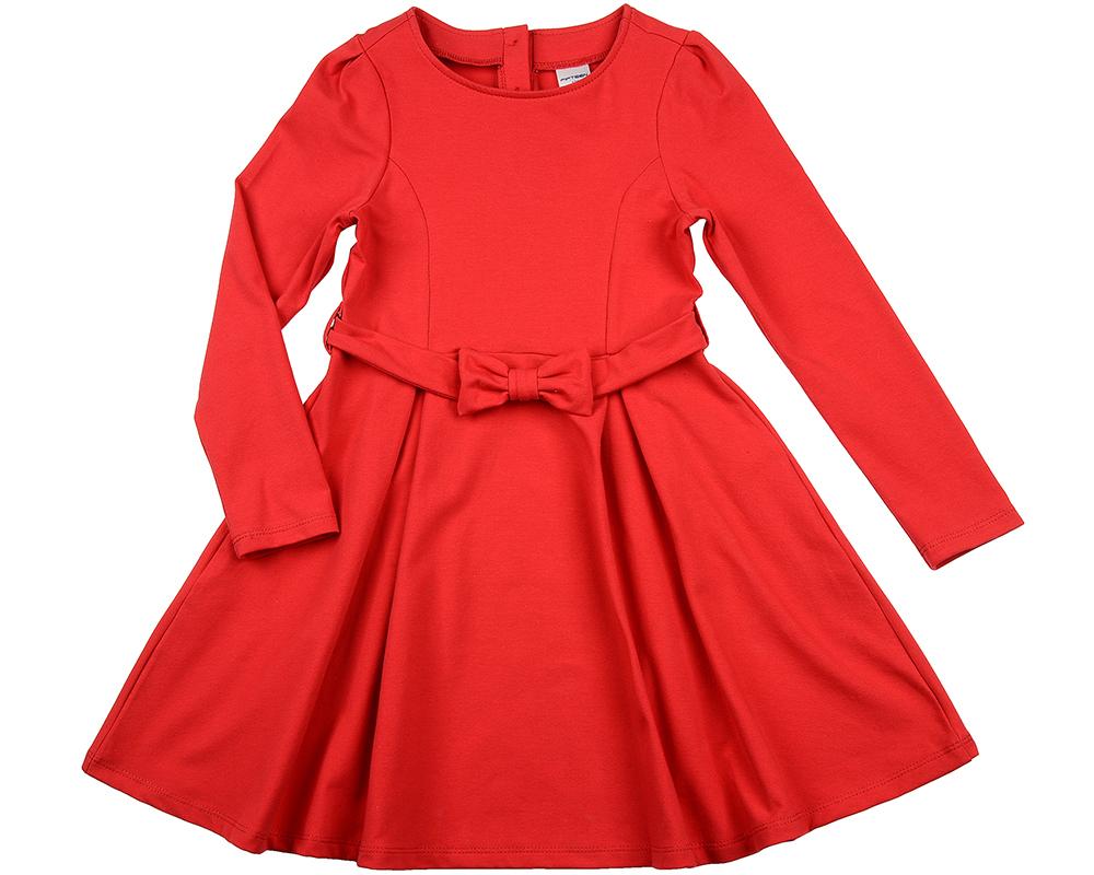 Платье (122-146см) UD 6160(1)красный UD 6160(1)красный
