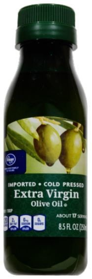 Oil, Kroger® Extra Virgin Olive Oil ( 8.5 oz Bottle)