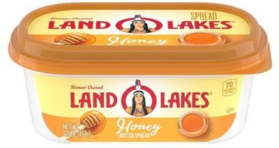 Land O Lakes® Honey Butter Spread (6.5 oz Tub)
