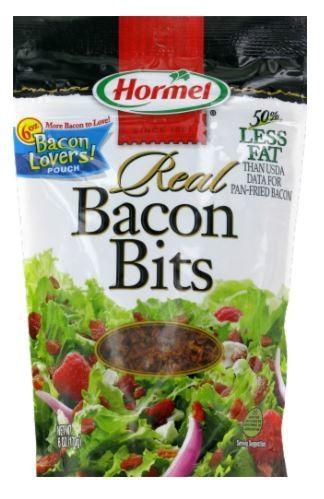 Bacon Bits, Hormel® Real Bacon Bits (6 oz Bag)