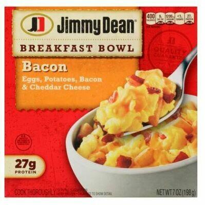 Frozen Breakfast Bowl, Jimmy Dean® Breakfast Bowl