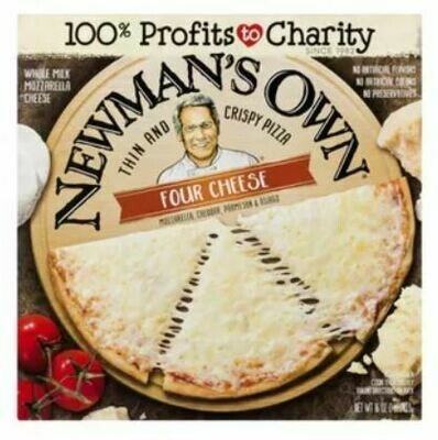 Frozen Pizza, Newman's Own® Thin Crust, Four Cheese Pizza (13.3 oz. Box)