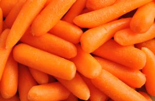Fresh Carrots, Baby Peeled Carrots (16 oz Bag)