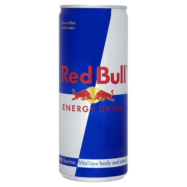 Energy Drink, Red Bull® 8.4 oz Can