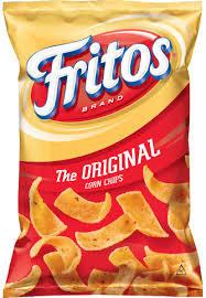 Corn Chips, Frito's® Original Corn Chips (9.75 oz Bag)