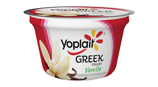 Yogurt, General Mills® Yoplait® Greek Yogurt, Vanilla