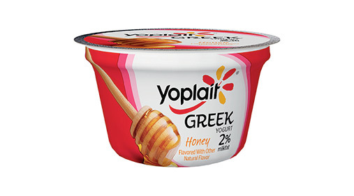 Yogurt, General Mills® Yoplait® Greek 2% Yogurt, Honey