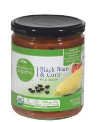 Salsa, Simple Truth™ Black Bean and Corn Salsa (16 oz Jar)