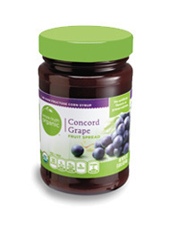 Fruit Spread, Simple Truth™ Concord Grape Spread (16.5 oz Jar)