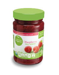 Fruit Spread, Simple Truth™ Raspberry Fruit Spread (16.5 oz Jar)