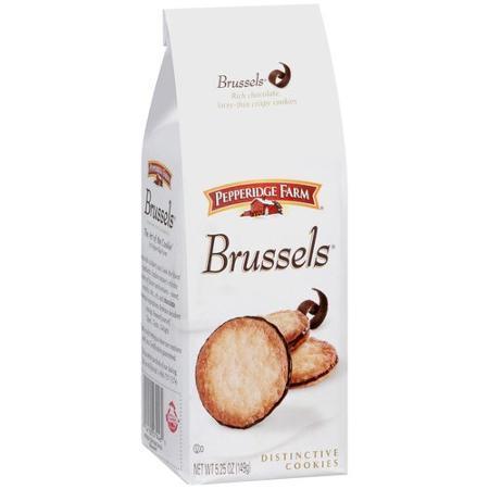 Cookies, Pepperidge Farm® Brussels™ Cookies (5.25 oz Bag)