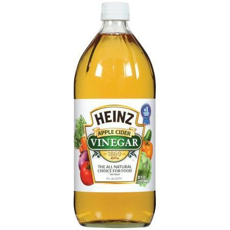 Vinegar, Heinz® Apple Cider Filtered Vinegar (32 oz Bottle)