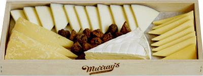 Deli Platter, Murray's® Euro Pass Cheese Platter (Small - Serves 6)