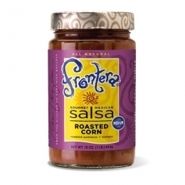 Salsa, Frontera® Roasted Corn Salsa, Medium (28 oz Jar)