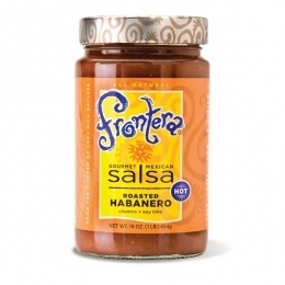 Salsa, Frontera® Hot Habanero Salsa (28 oz Jar)
