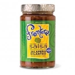 Salsa, Frontera® Medium Jalapeño Cilantro Salsa (28 oz Jar)