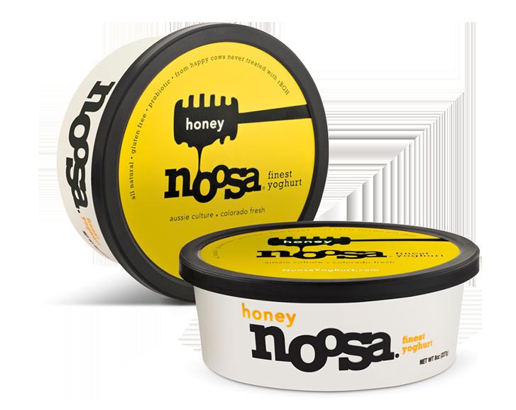 Yogurt, Noosa® Honey (8 oz Tub)