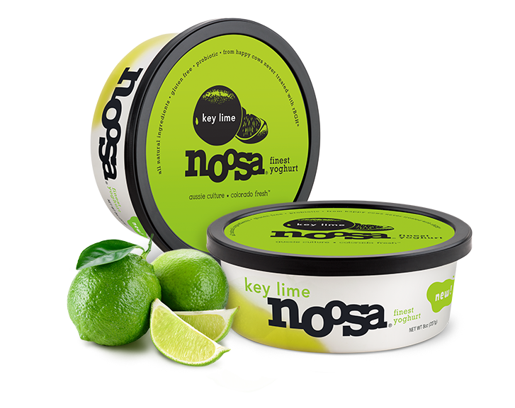 Yogurt, Noosa® Key Lime (8 oz Tub)