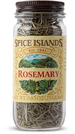 Seasonings, Spice Islands® Rosemary (.85 oz Jar)
