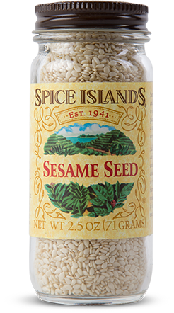 Seasonings, Spice Islands® Sesame Seed (2.5 oz Jar)