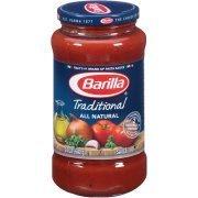 Pasta Sauce, Barilla® Traditional Pasta Sauce (24 oz Jar)
