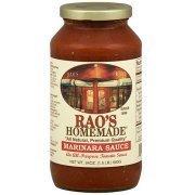 Marinara Pasta Sauce, Rao's® Marinara Sauce (24 oz Jar)