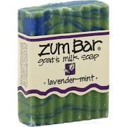Soap, Zum Bar® Lavender-Mint Goats Milk Soap (3 oz Bar)