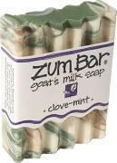 Soap, Zum Bar® Clove-Mint Goats Milk Soap (3 oz Bar)