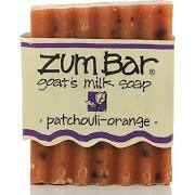 Soap, Zum Bar® Patchouli-Orange Goats Milk Soap (3 oz Bar)