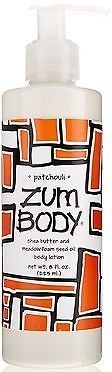 Body Lotion, Zum Body® Patchouli Body Lotion (8 oz Pump Bottle)
