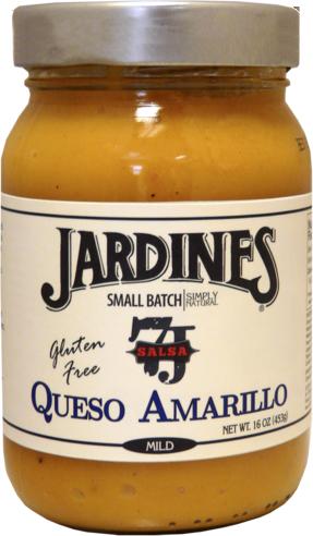 Salsa, Jardines® Queso Amarillo, Mild (16 oz Jar)
