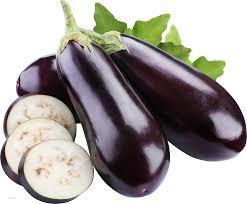 Produce, Vegetable, Eggplant, Organic, Priced Each