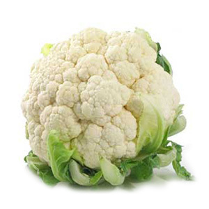 Produce, Vegetable, Cauliflower, Organic, Priced Each