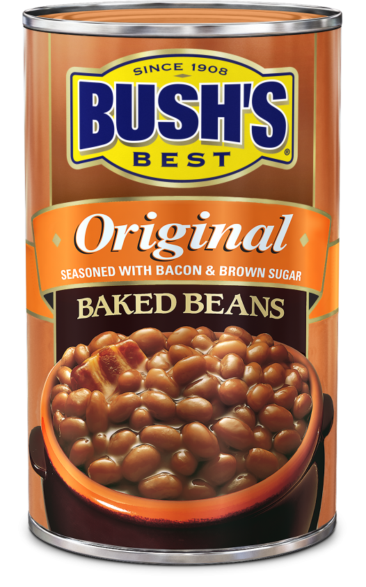 "Canned Beans, Bush's® ""Original"" Baked Beans (16 oz Can)"