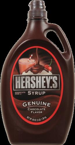 Chocolate Syrup, Hershey's® Chocolate Syrup (48 oz Bottle)