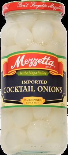 Preserved Onions, Mezzetta® Cocktail Onions (16 oz Jar)