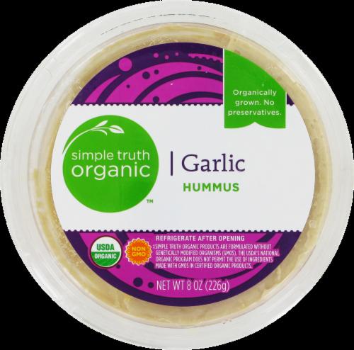 Hummus, Simple Truth™ Traditional Hummus (8 oz Tub)
