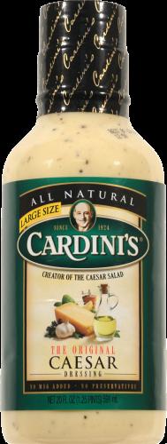 Salad Dressing, Cardini's® Original Caesar Salad Dressing (20 oz Bottle)